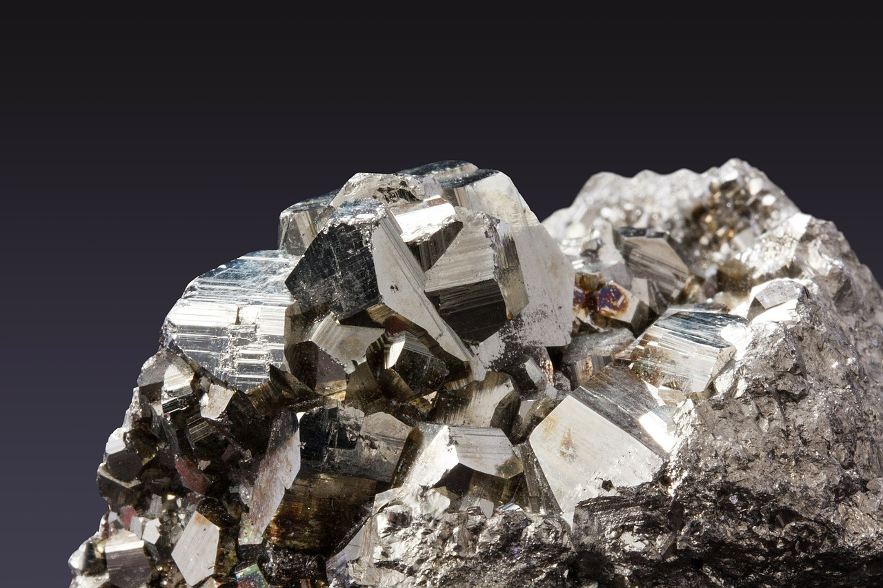 pyrite, pyrites, mineral